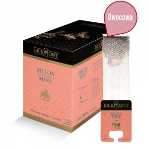 ♦ Melon Mint 50szt ♦