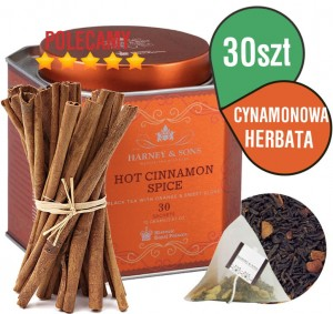 ♛ Hot Cinnamon Spice 30 szt ♛