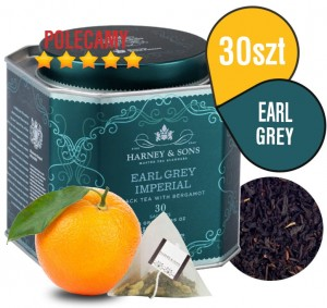♛ Earl Grey Imperial 30 szt ♛