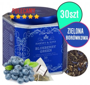 ♛ Blueberry Green 30 szt ♛