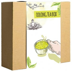☘ Oolong Tea Box ☘