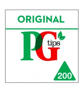 ♔ PG Tips Original 200 szt ♔
