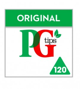 ♔ PG Tips Original 120 szt ♔